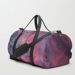 Gorgeous Groovy Galaxy Gal Duffle Bag