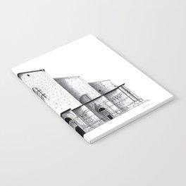 Basilica di San Petronio - Bologna Notebook