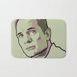 Jack Kerouac Bath Mat