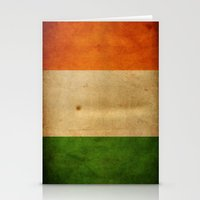 ireland Stationery Cards featuring Ireland by NicoWriter