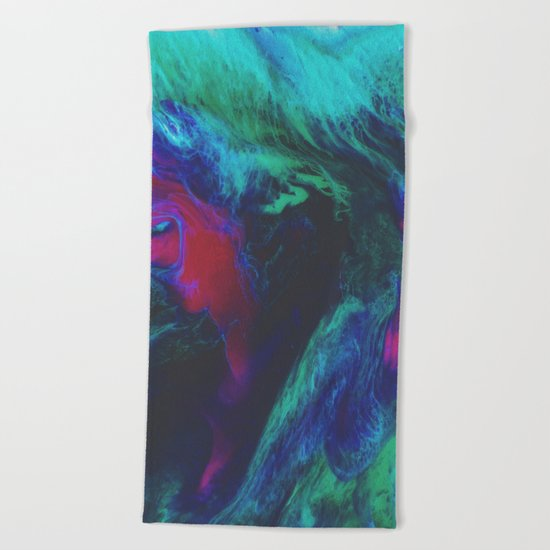Every Little Thing Beach Towel