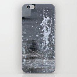 Water17 iPhone Skin