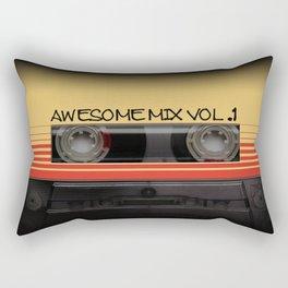 Awesome Mix Vol. 1 Rectangular Pillow