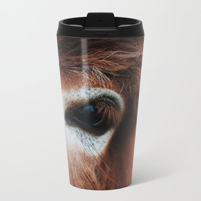 Norse Horse VII Travel Mug