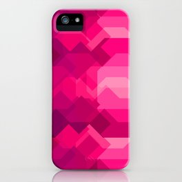 Gemstone - Ruby iPhone Case