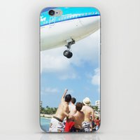 airplane iPhone & iPod Skins featuring Airplane! by Noah Bolanowski