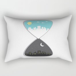 Day & Night Rectangular Pillow