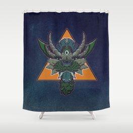 Hellcat 2 Shower Curtain