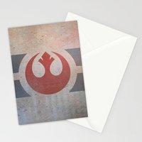 Rebellion Stationery Cards