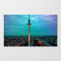 Berlin 1 Canvas Print