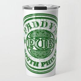 Paddy's Pub Travel Mug
