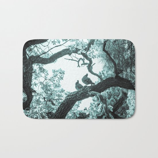 Secret life of tree 2 Bath Mat