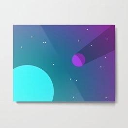 orbit Metal Print