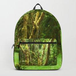 Lush Rain Forest Backpack