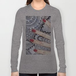 Hand of Aleia  Long Sleeve T-shirt