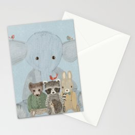littlest woodland Stationery Cards