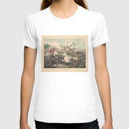 Civil War Assault on Fort Sanders Nov. 29 1863 T-shirt