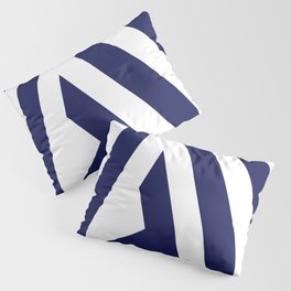 Nautical Stripes Pillow Sham