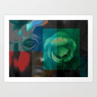 Bebps Art Print