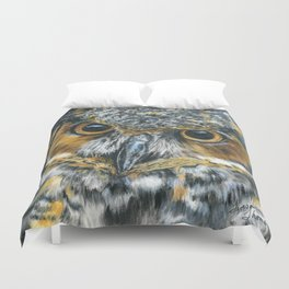 Octavious by Teresa Thompson Duvet Cover