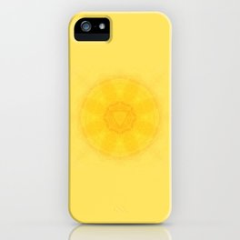 Manipura iPhone Case
