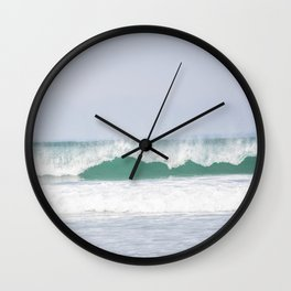 sea waves Wall Clock
