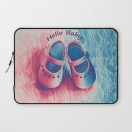 Hello Baby Laptop Sleeve