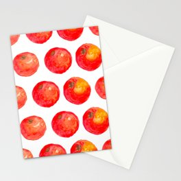 Tomato Stationery Cards