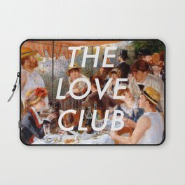 Luncheon with the Love Club Laptop Sleeve