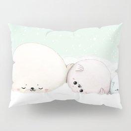 Cozy seals Pillow Sham