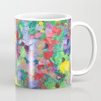 texas Mugs featuring Texas Wildflowers by Ann Marie Coolick