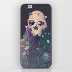 Ancestor Series- Habilis with Biface iPhone Skin
