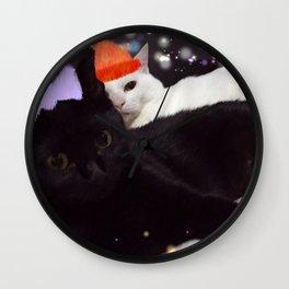 cats-415 Wall Clock