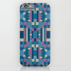 Palm Springs Pink #3 Slim Case iPhone 6s