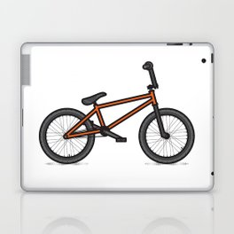#17 BMX Laptop & iPad Skin