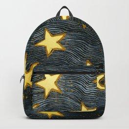 Glittering Stars Backpack