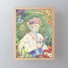 The Faery Godmother Framed Mini Art Print