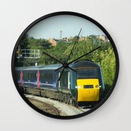 Worcester HST Wall Clock