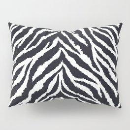 Zebra fur texture Pillow Sham
