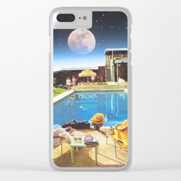 The Sweet Life Clear iPhone Case