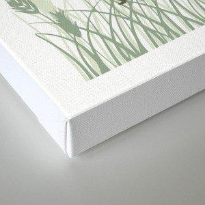 Mice In The Grain No. 1 Canvas Print