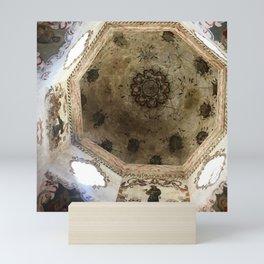 Dome Celing Mini Art Print