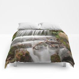 Jean-Drapeau Waterfall Comforters