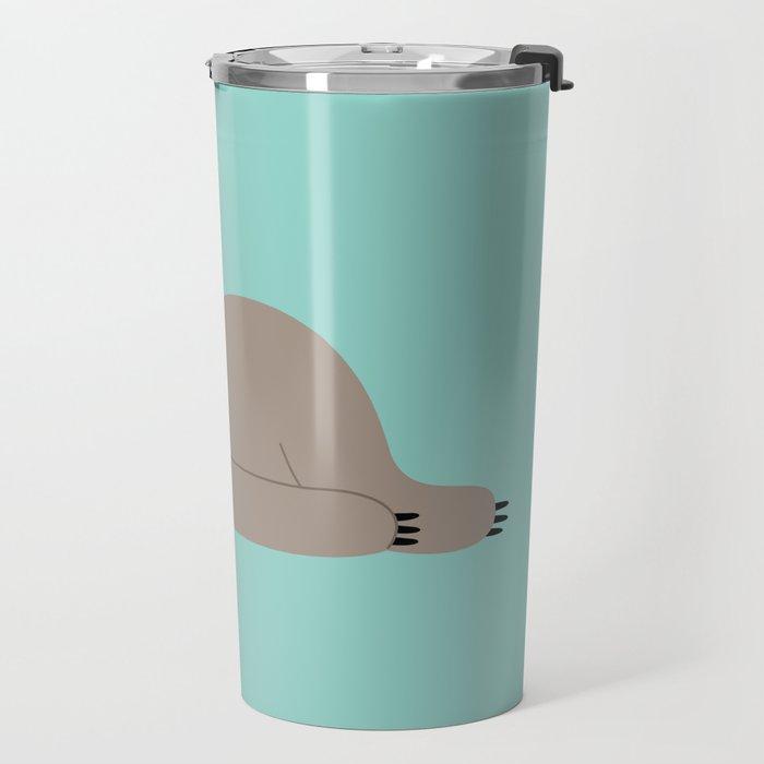 Do Nothing Travel Mug
