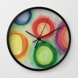 infinity stones Wall Clock
