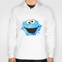 cookie Hoodies featuring Cookie by Cookstar