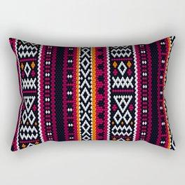 SADU Weave Fabric Rectangular Pillow