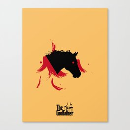 The Godfather 2 Canvas Print