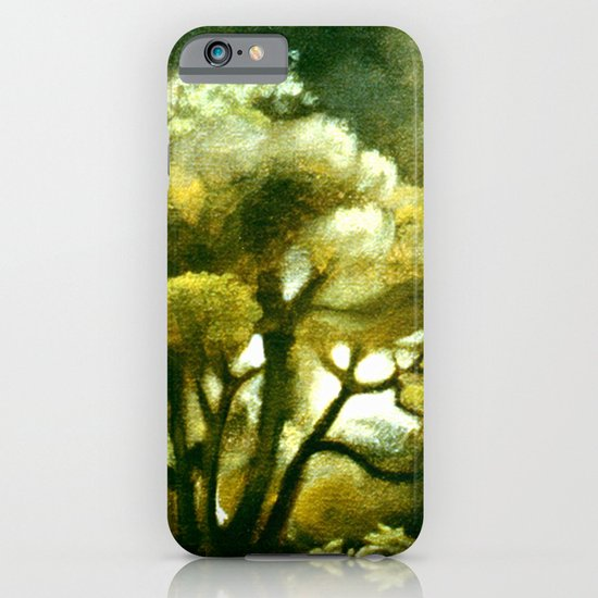 Spirit of the Tarairi Tree iPhone & iPod Case