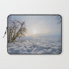 winter meadow Laptop Sleeve